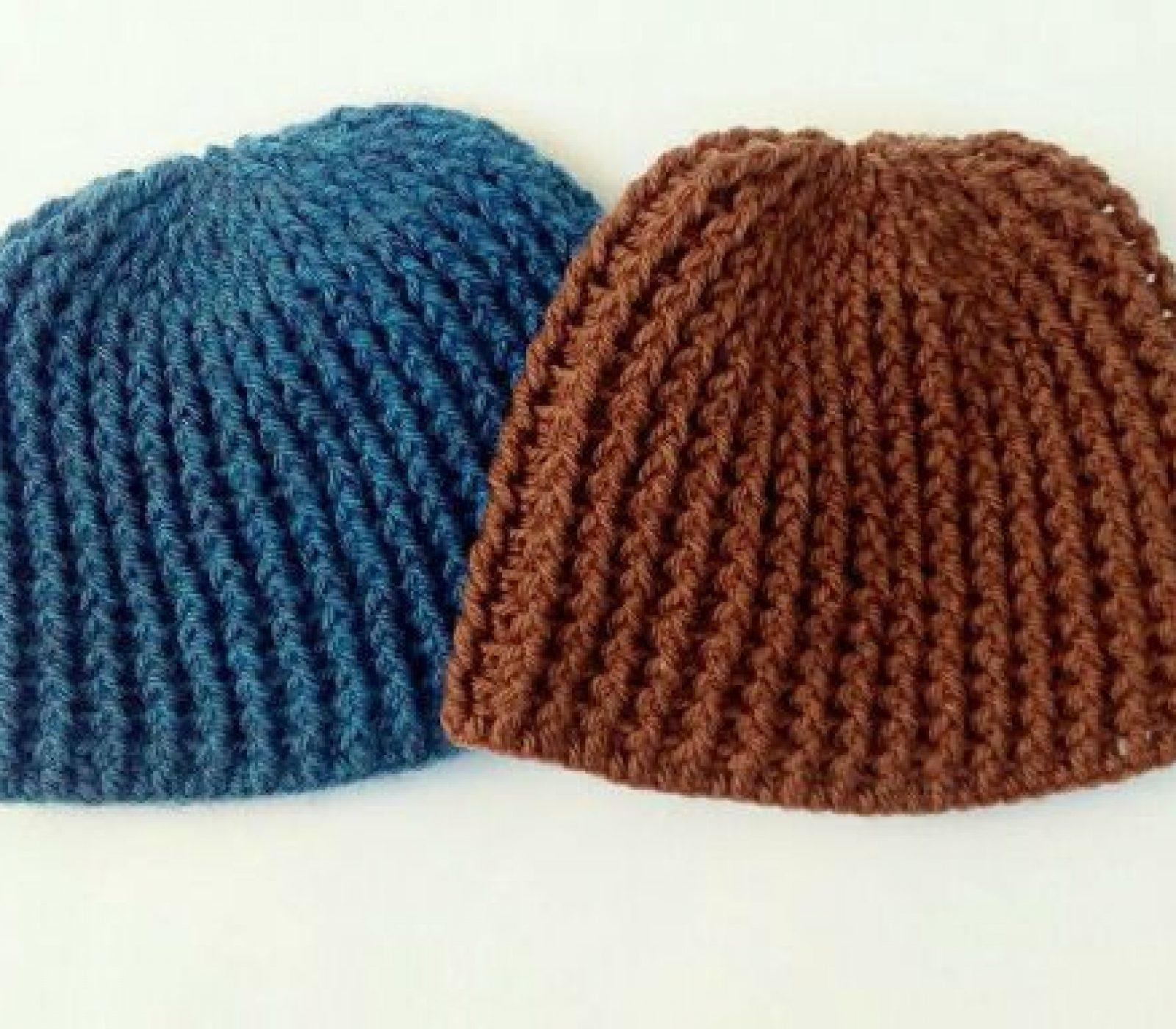 Crochet hat pattern free – Boys really like it!