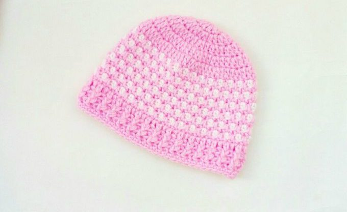 Cute Crochet Hat Pattern For Toddlers Step By Step