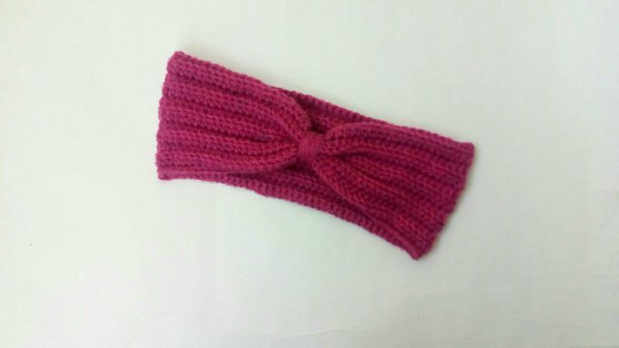 crochet headband ear warmer