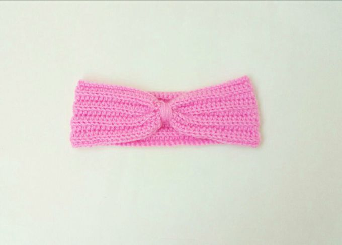 crochet ear warmer for kids