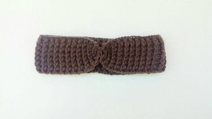 crochet wrap headband