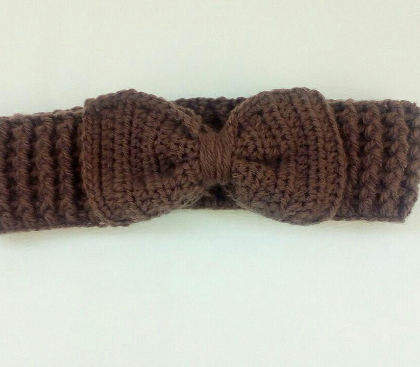 Double pack crocheted headbands