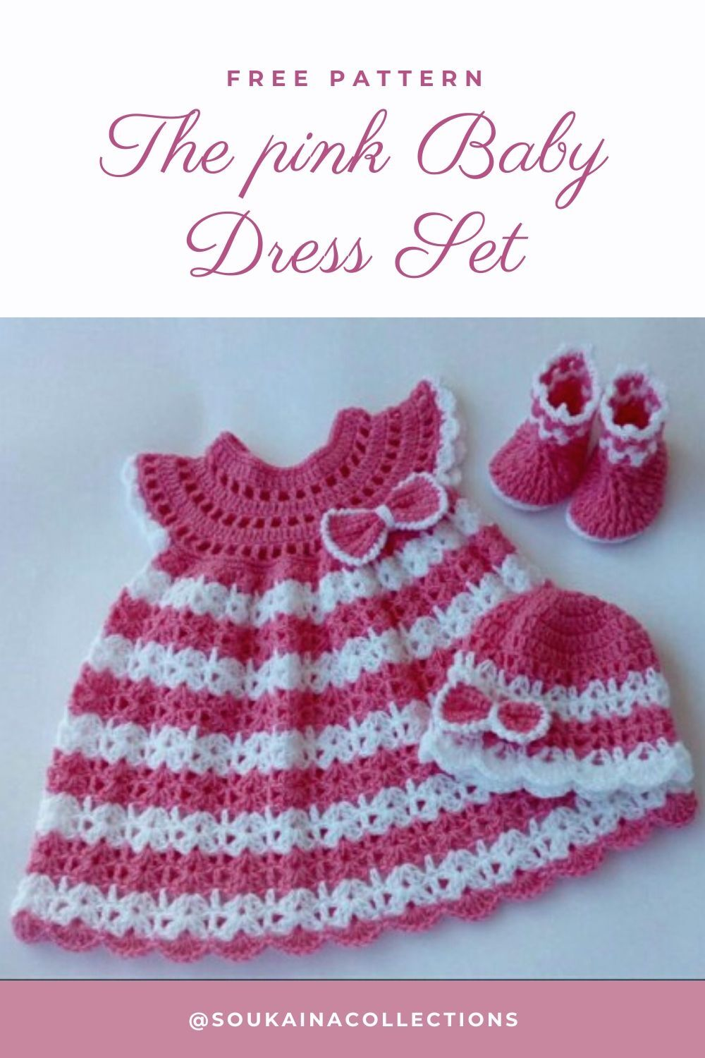 Gorgeous Crochet Baby Dress