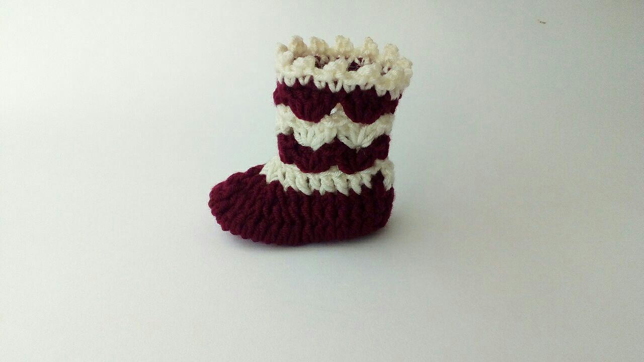 Chaussons Bébé Au Crochet Modèle Gratuit