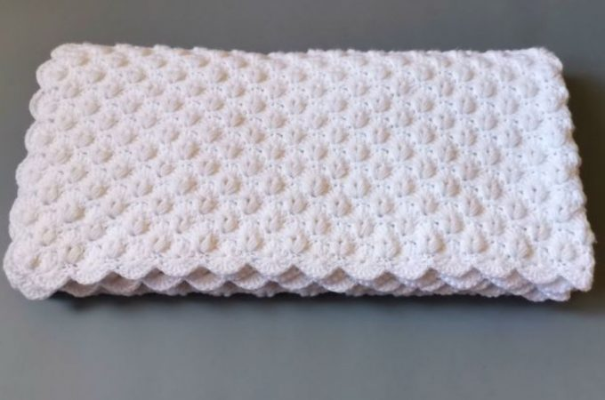 Free Shell Crochet Blanket Pattern