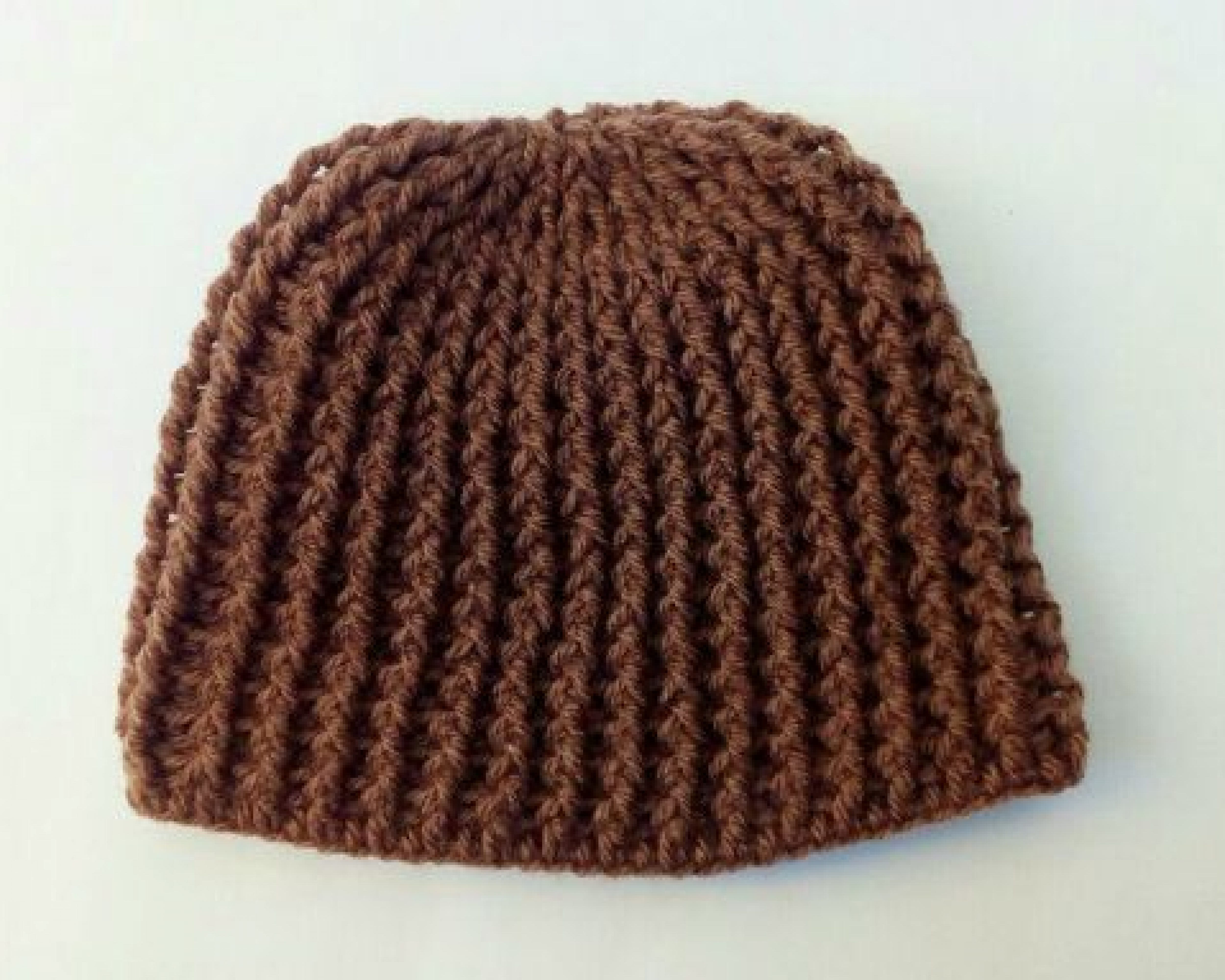 crochet winter hat pattern