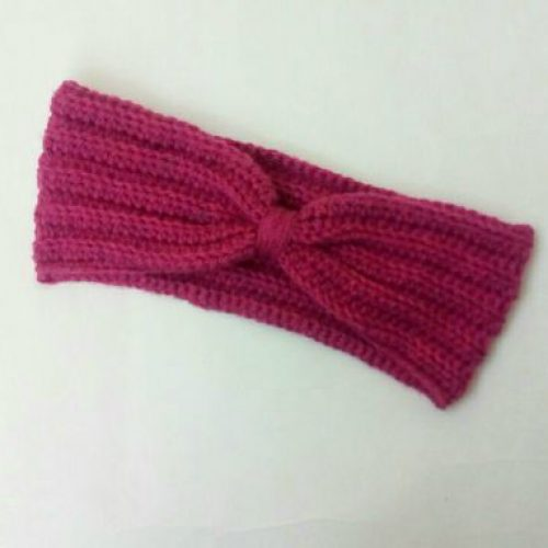 Crochet Women's Headband