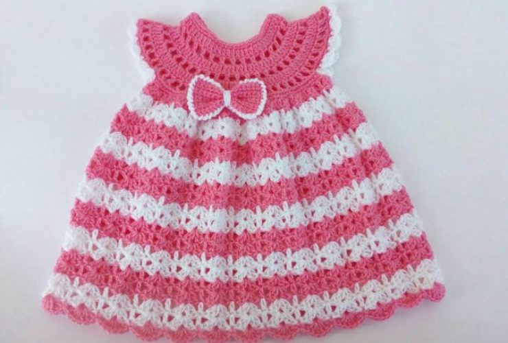 crochet dress free pattern